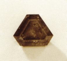 Faceted Chambersite - Texas, 0.50 cts