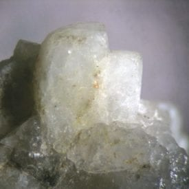 hurlbutite - crystal pair - New Hampshire