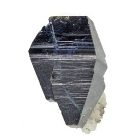anatase, blue crystal - Norway