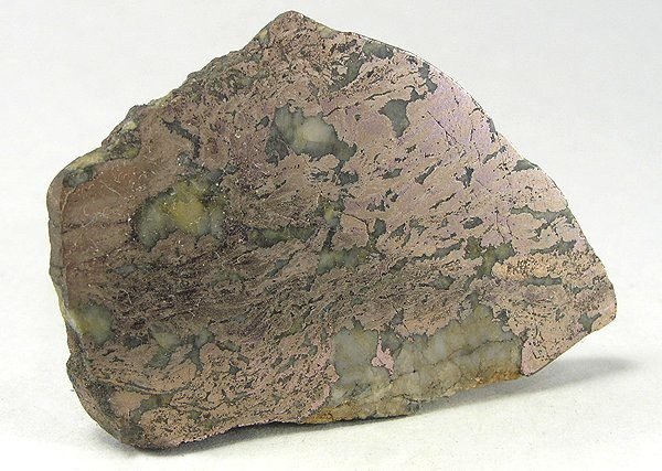 niccolite/nickeline - Keeley-Frontier Mine, Canada