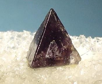 chambersite crystal - Chambers Co., Texas