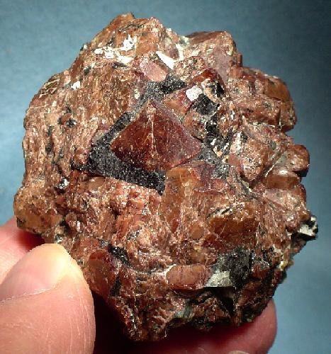 eudialyte crystals - Greenland