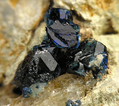 scorzalite - lazulite group