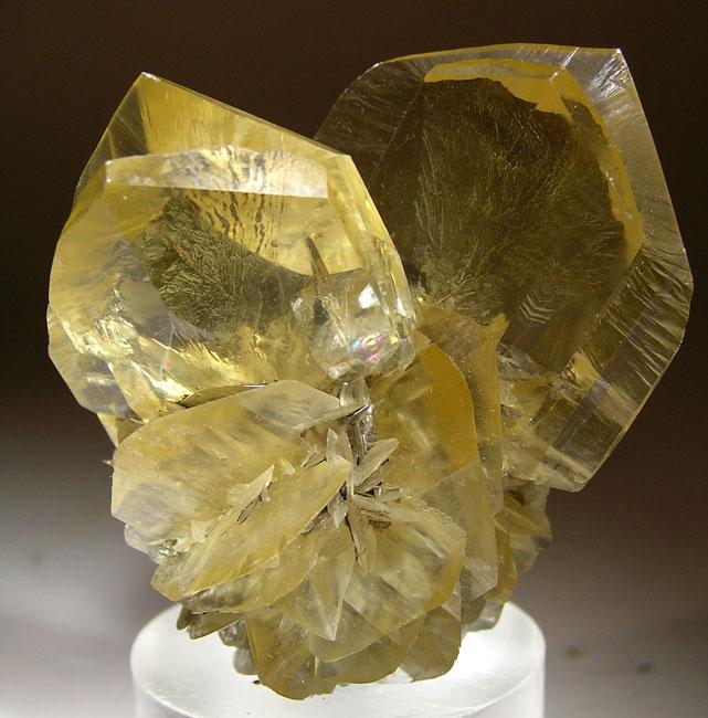 gypsum crystals - Canada