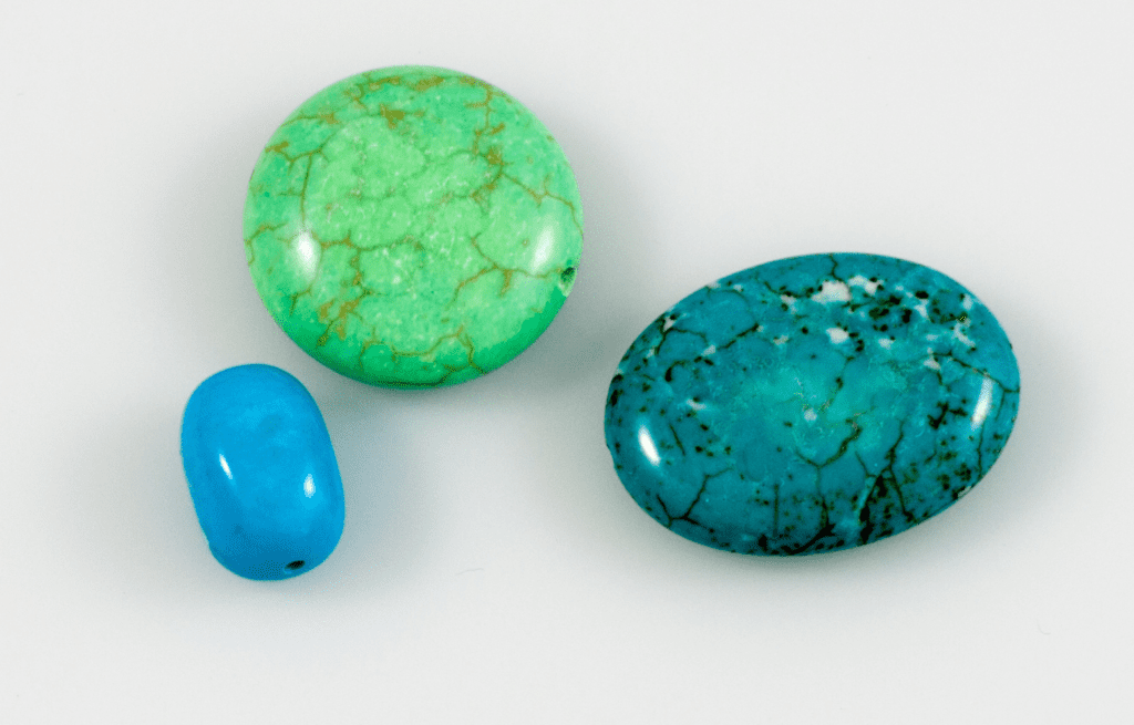 Magnesite - dyed