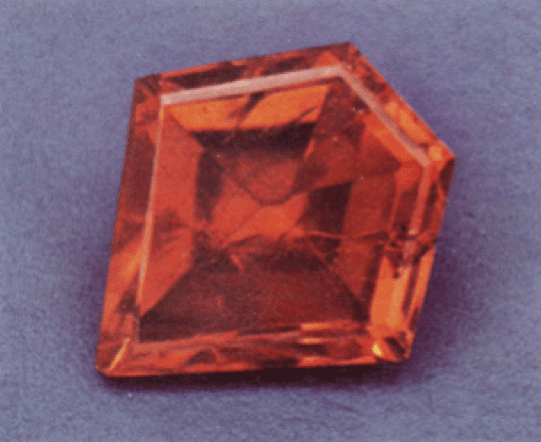 faceted mellite - Germany
