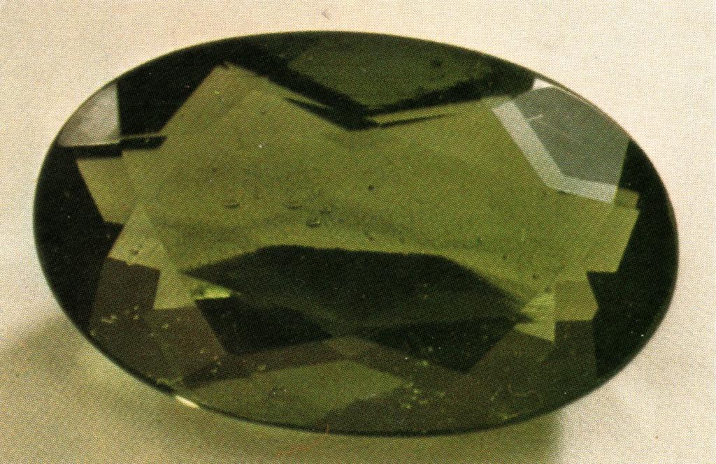 tektite - moldavite