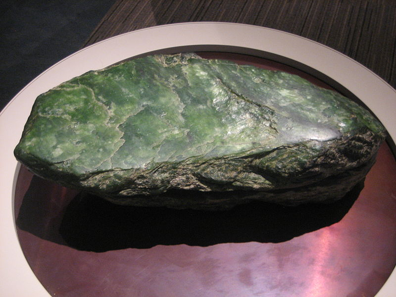 Value of jade stone