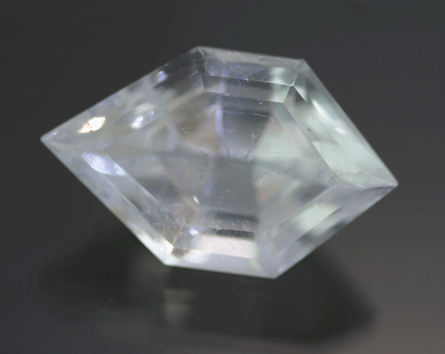 step-cut gypsum - Peru
