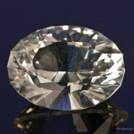 faceted phenakite - Russia