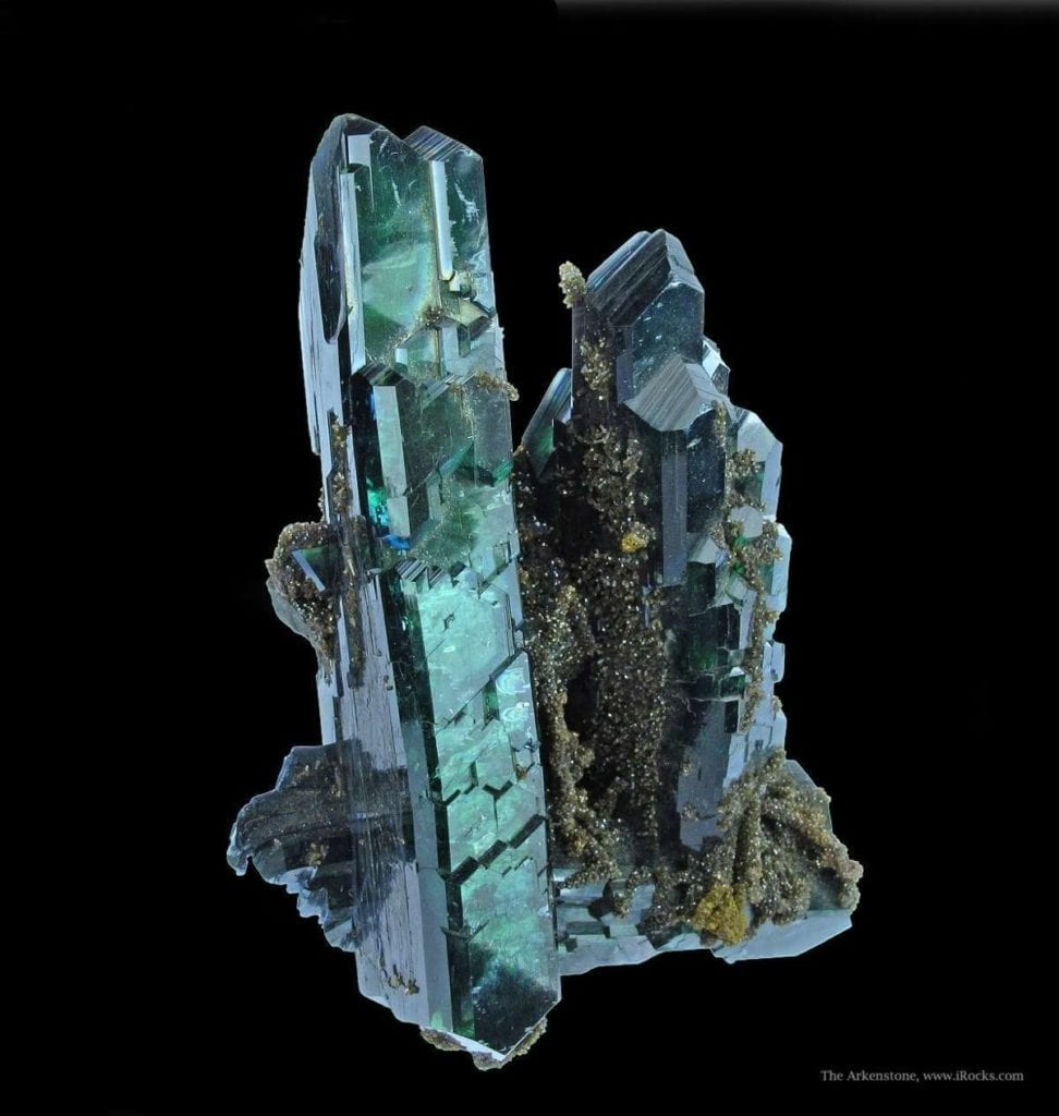 vivianite - Morococala Mine