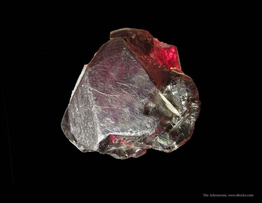 pyrargyrite crystals - Peru