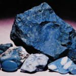 chrysocolla specimens