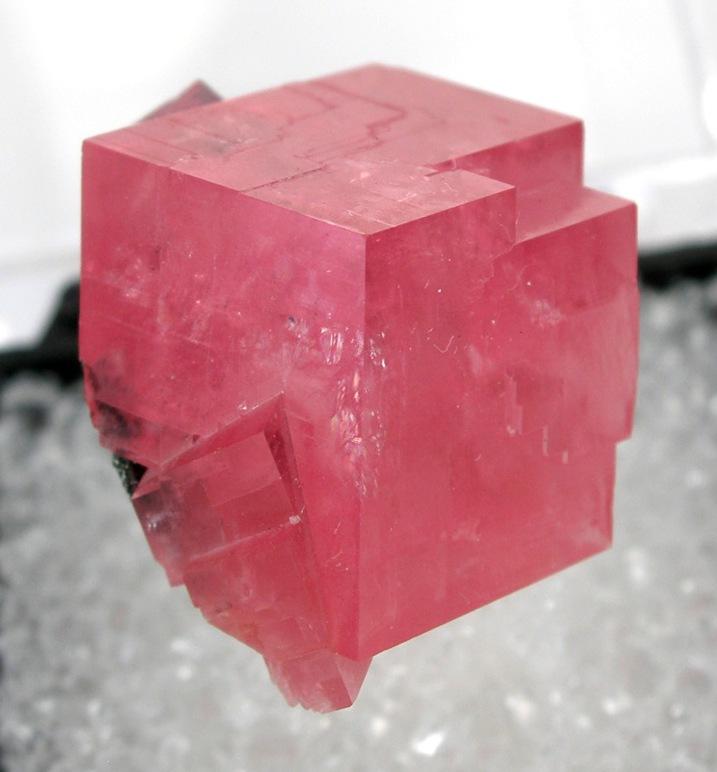 rhodochrosite crystal - Alma, Colorado