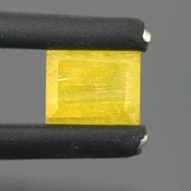 0.68-ct rectangular step-cut legrandite
