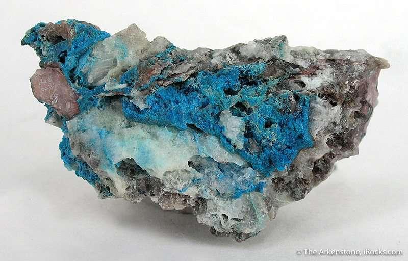 papagoite crystals - Namibia