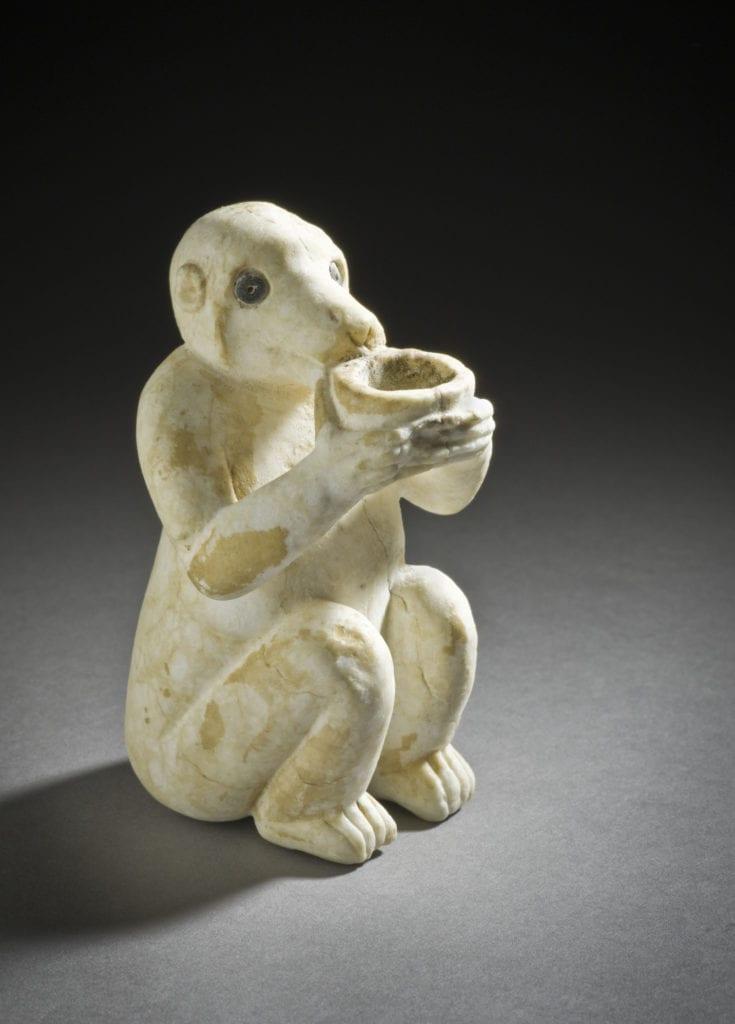 gypsum sculpture - Iran