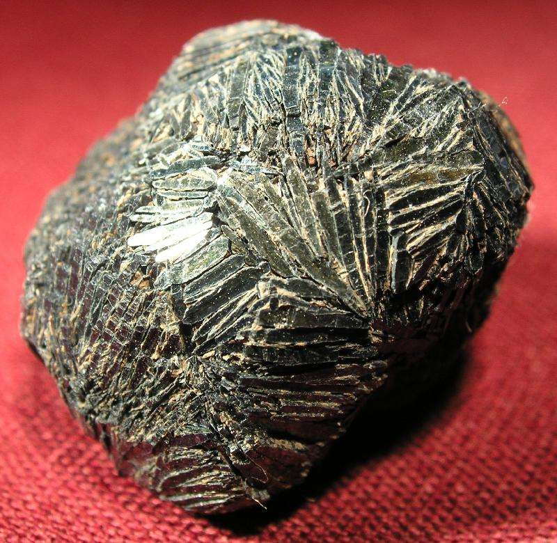 vivianite - Germany