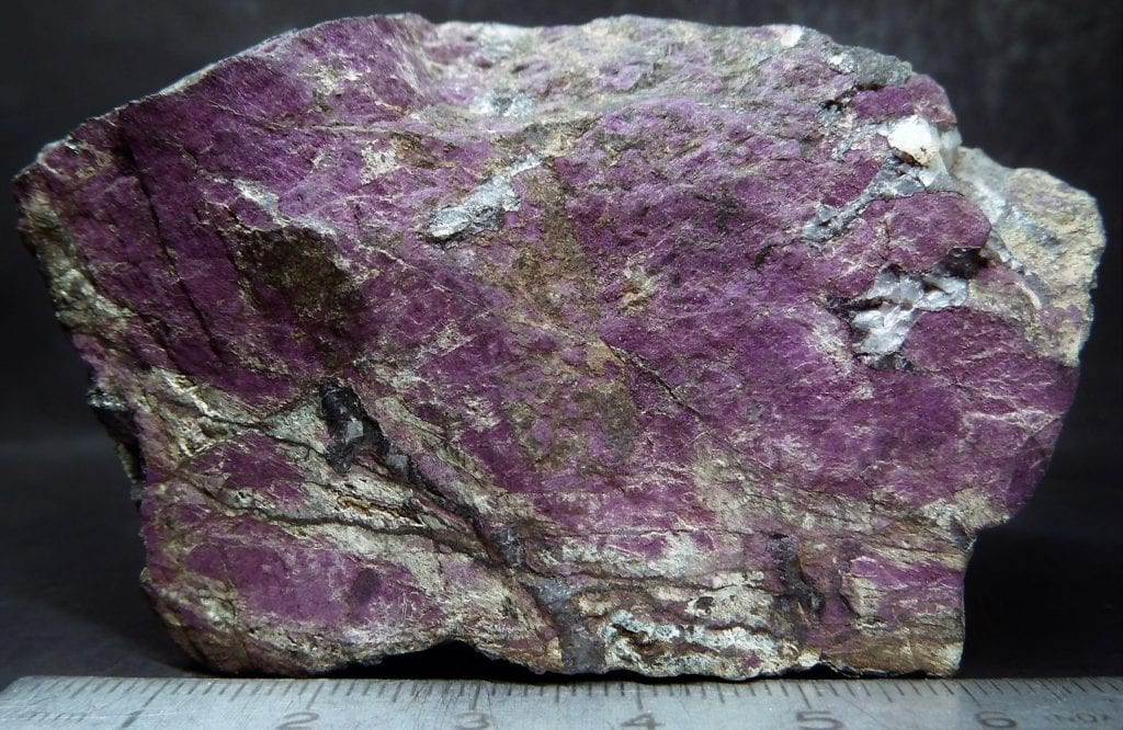 purpurite - Portugal