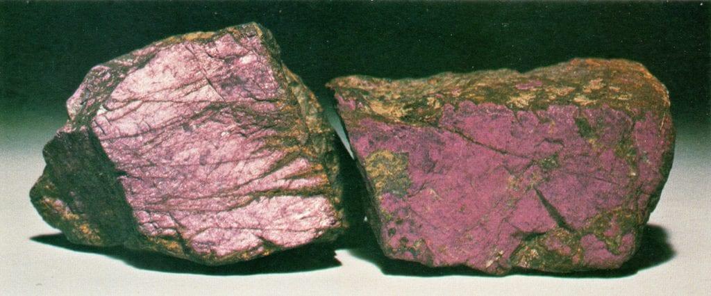 purpurites - Namibia