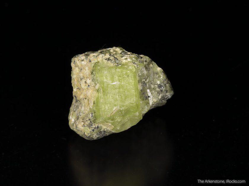 milarite crystal - Brazil
