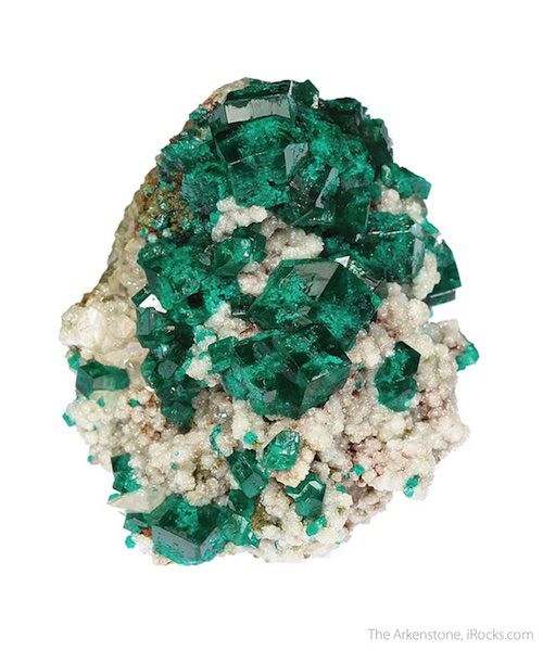 dioptase rough - Namibia