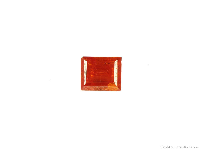 crocoite - rectangle cut