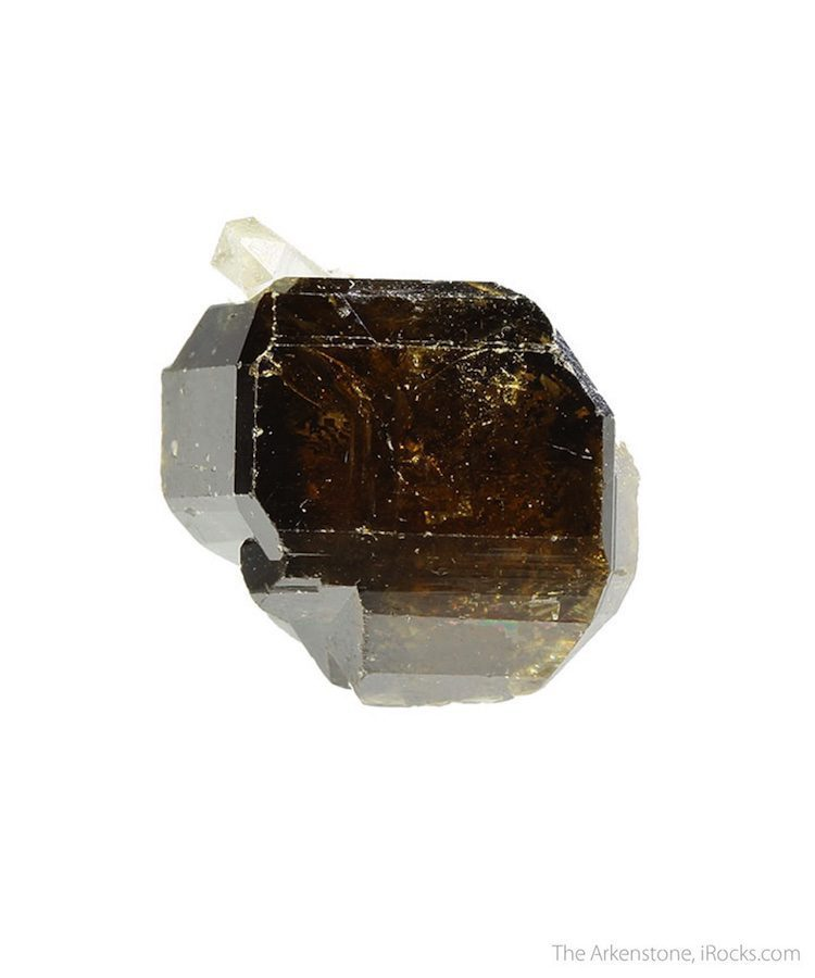 cassiterite crystal - Bolivia