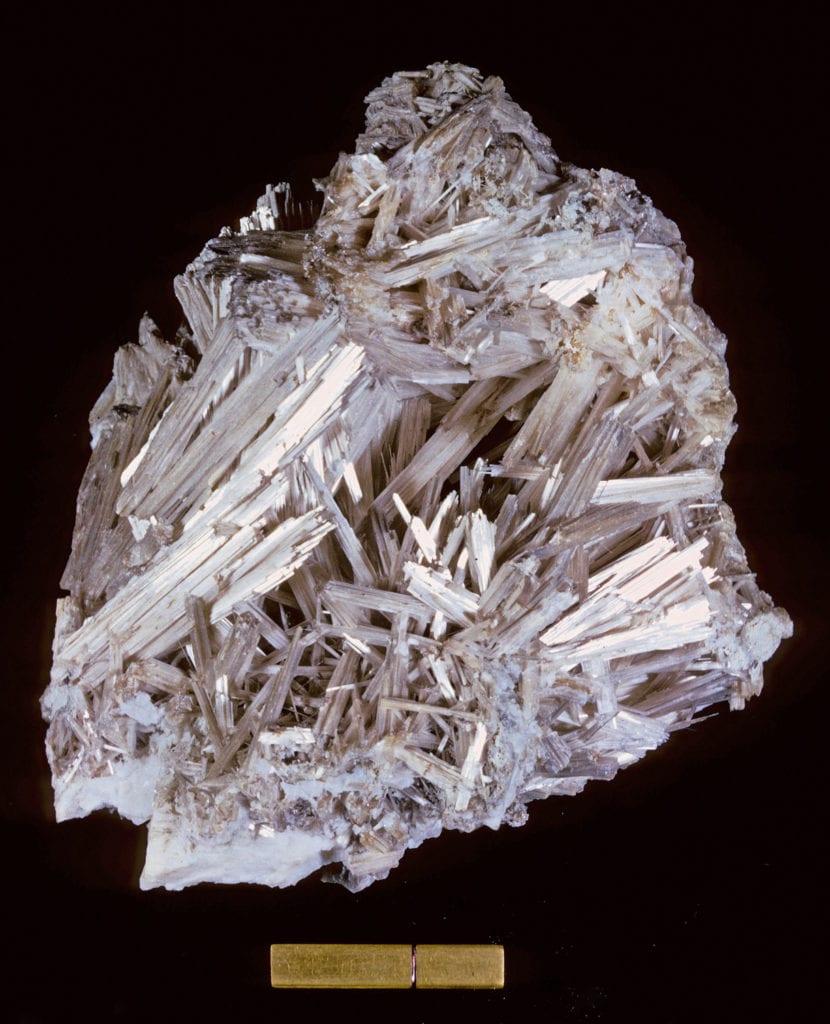 cerussite specimen - Idaho