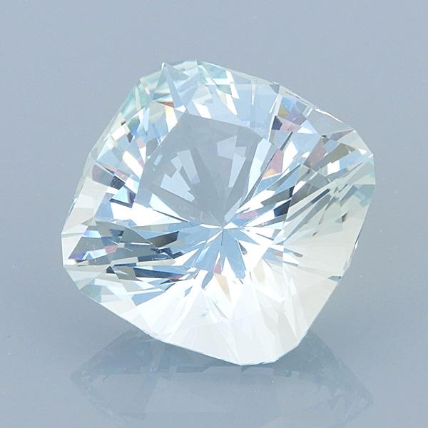 cushion aquamarine - Barion cut designs