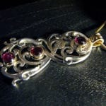rubellite buying guide - pendant