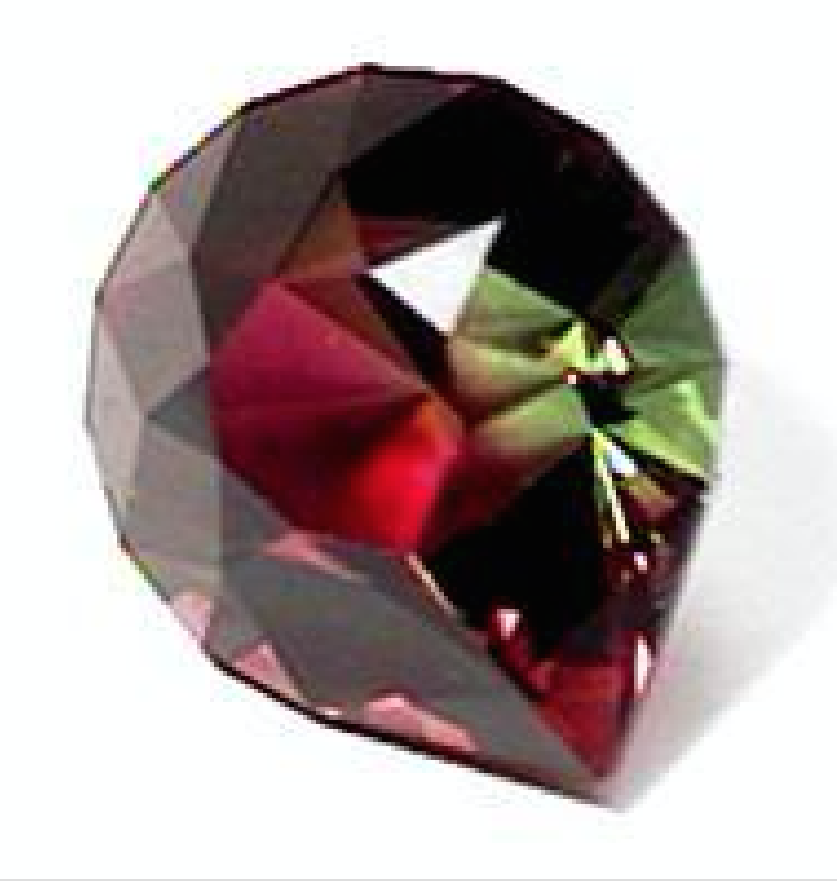 Brilliant Pear  Online Faceting Designs And Diagrams