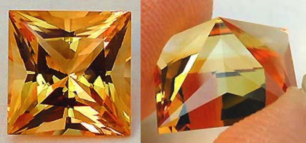 Gram Princess - Brazilian citrine