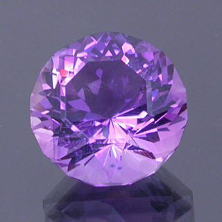 Modified Portuguese Brilliant Cut Amethyst