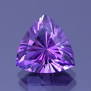 Signature #4 by Jeff Graham Cut Amethyst, Nigeria, 4.54 cts