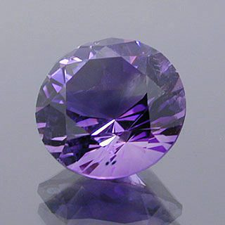 Portuguese Brilliant Cut Amethyst