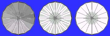 R.I 1.76 - 41 degree pavilion, 16 degree crown