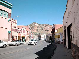 Old town Bisbee