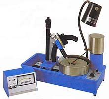 Fac-Ette faceting machine