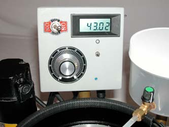 OMNI digital indicator and controls