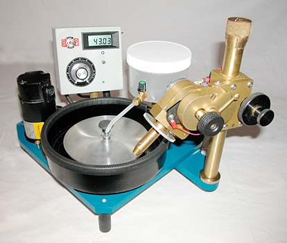 OMNI faceting machine