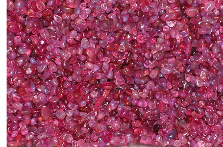 Small Sapphires/Rubies