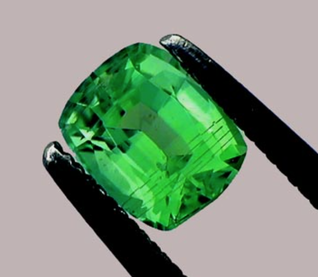 chrome tourmaline buying - 0.45 cts