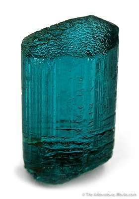 indicolite rough - gem stress