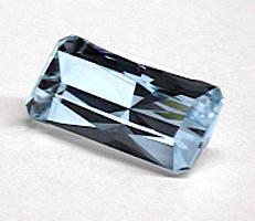 Aqua Cisir cut - aquamarine