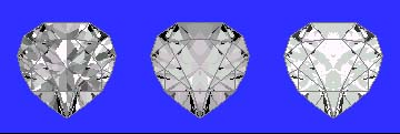 Rose Heart - array