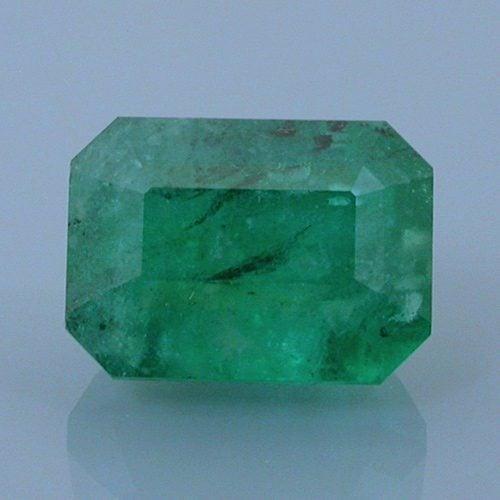 Emerald Cut Emerald, Brazil, 1.59 cts
