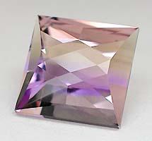 Killer-cut ametrine - cutting and selling gemstones