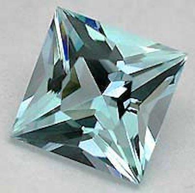 mistress gem design - Zambian aquamarine