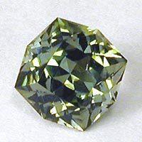 1.29 carat green Tourmaline